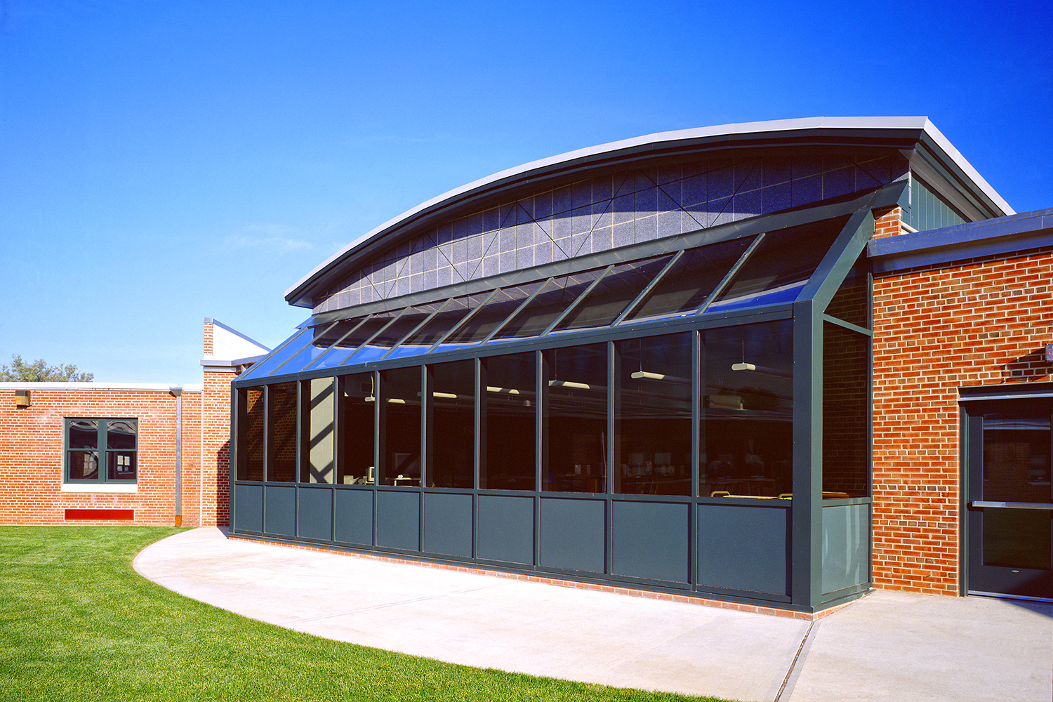 Hazlet Middle School for USA Architects