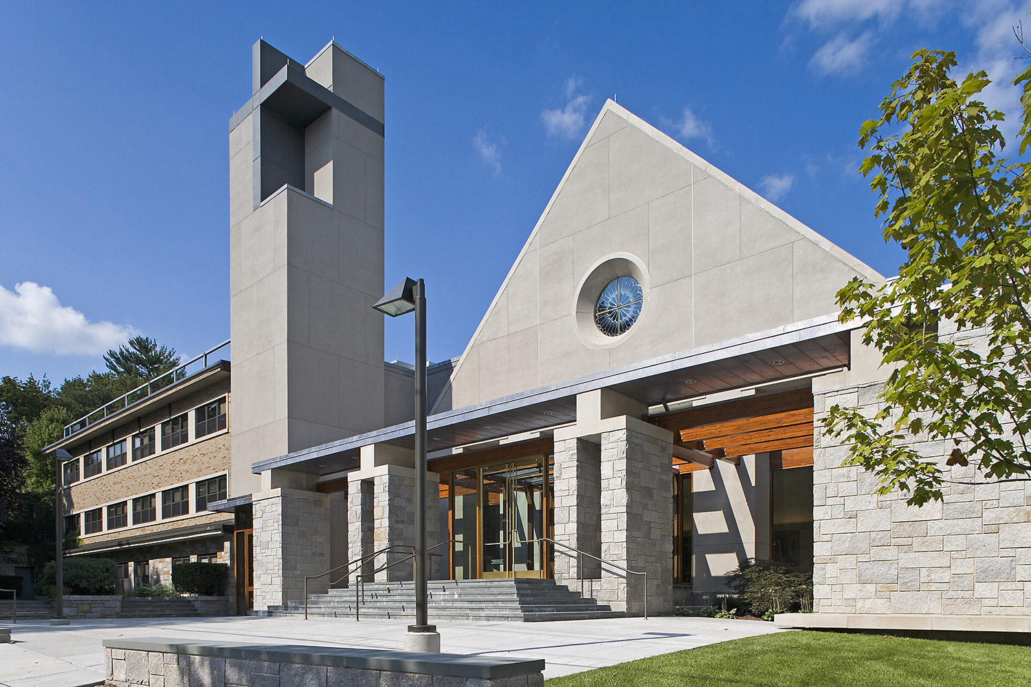 Westside Presbyterian Church for Turner Construction and Herbert S. Newman & Partners PC