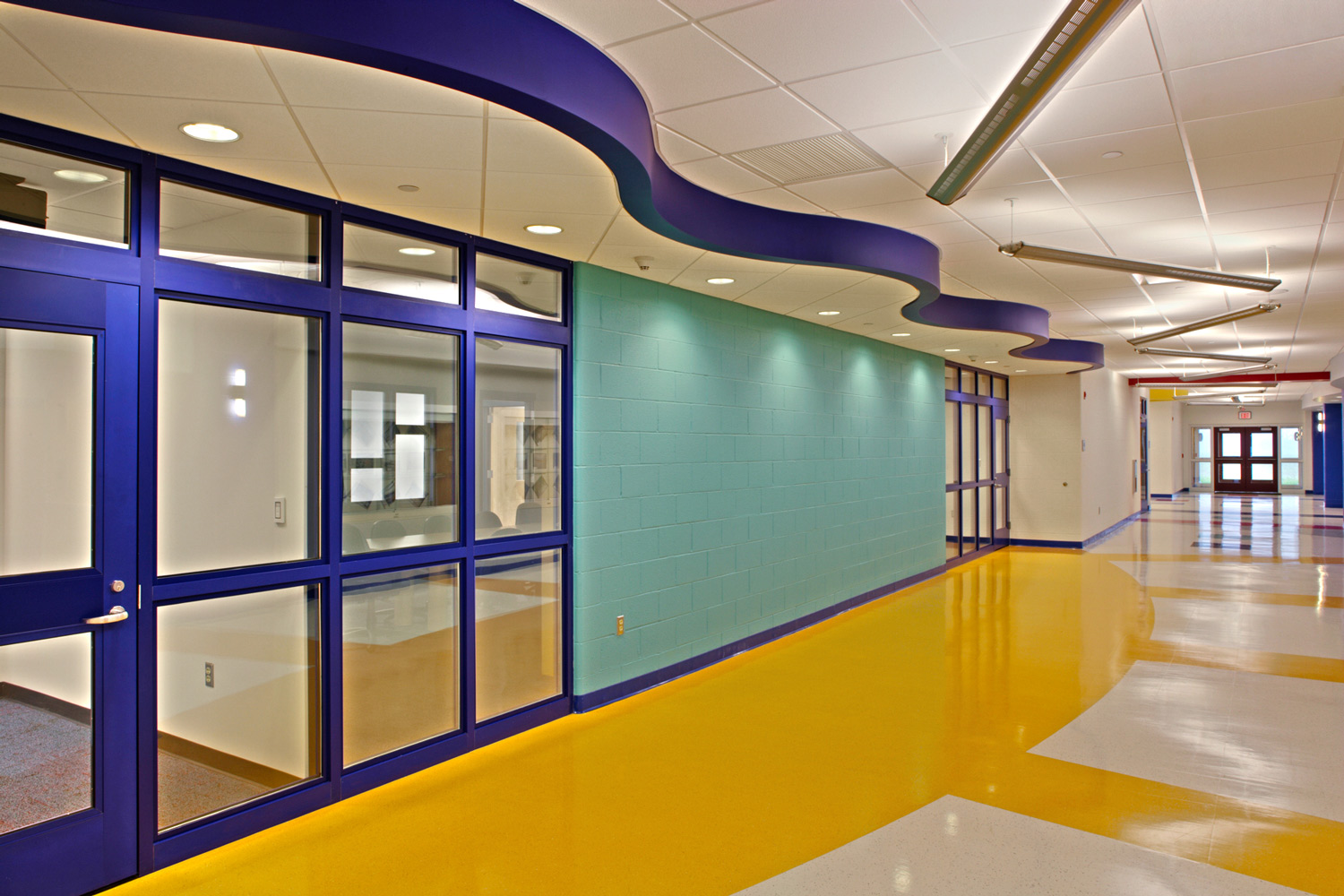 Benedict A. Cucinella Elementary School for DiCara Rubino Architects