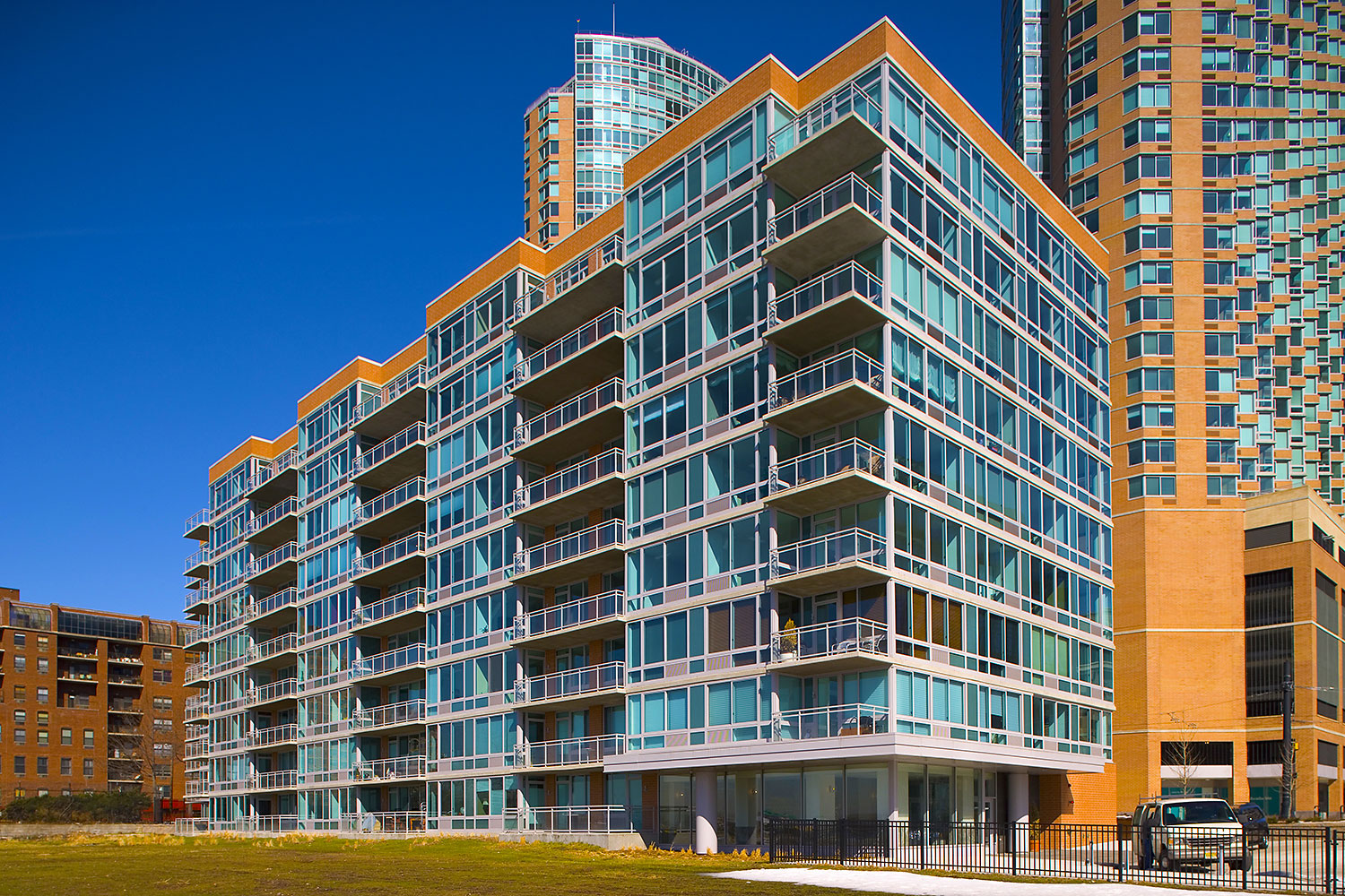 Liberty View Terrace & Towers -Turner Construction & Fisher Development Associates, LLC