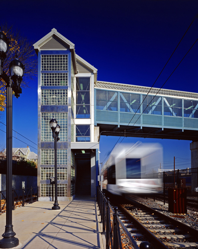 Hudson Bergen Light Rail - 34th Street Station for El Taller Colaborativo, P.C.