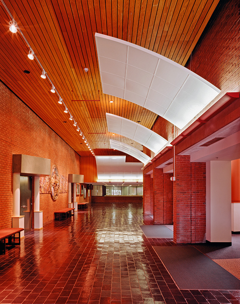 Bucks County Community College for USA Architects