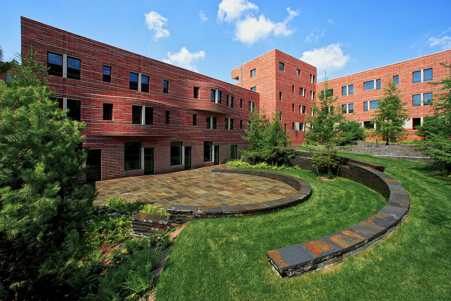 Princeton University Butler Dorms for Turner Construction