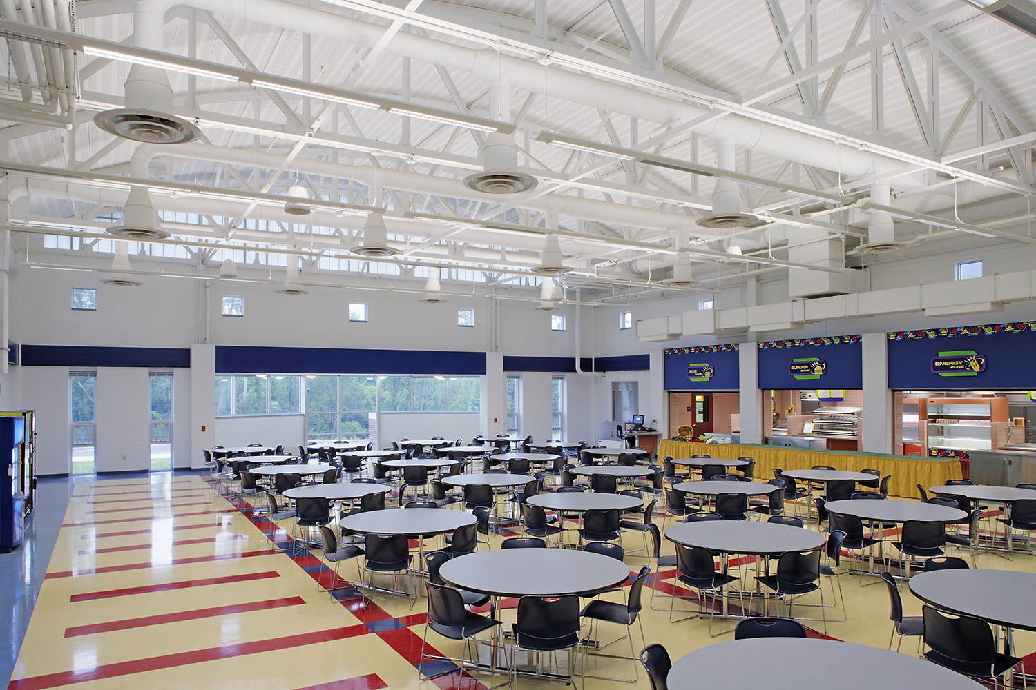 Liberty Middle School for Feitlowitz & Kosten Architects