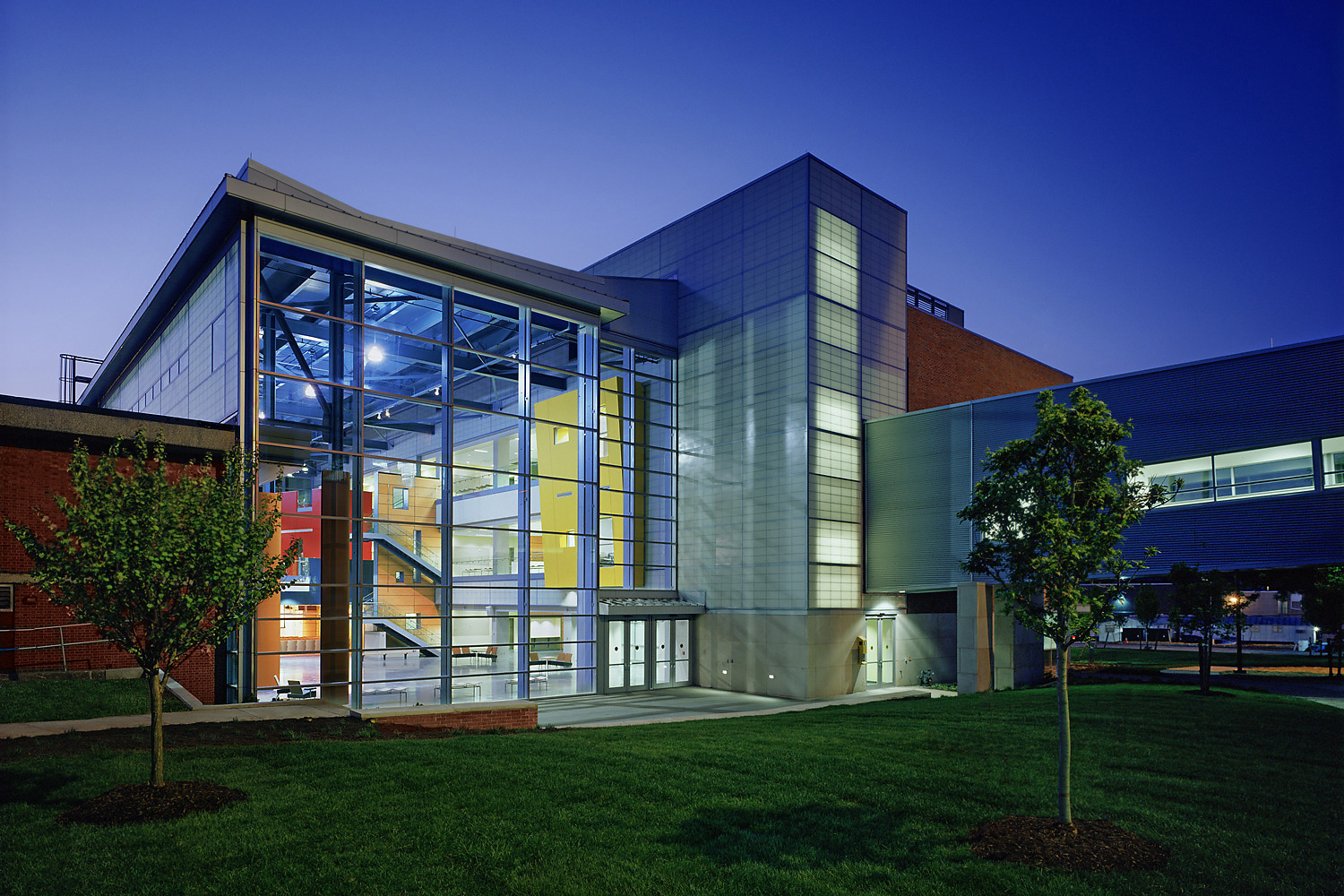 Rutgers Life Sciences Center for Turner Construction